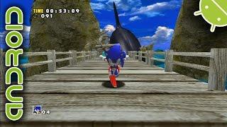 getlinkyoutube.com-Sonic Adventure   NVIDIA SHIELD Android TV (2015)   Reicast Emulator [720p]   Sega Dreamcast