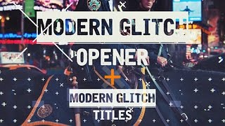 getlinkyoutube.com-Epic Modern Glitch Opener (After Effects Template)