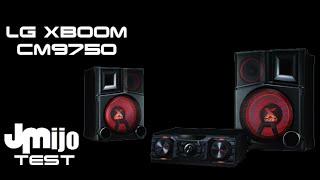 getlinkyoutube.com-LG XBOOM CM9750 - Juanmanuelijo TEST