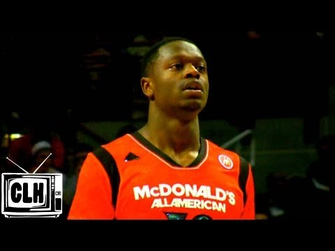 2013 Kentucky Recruits Go Off at McDonald's All American Games - Julius Randle, Harrison Twins