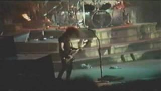 Metallica The Shortest Straw Live in Leiden Netherlands 1990