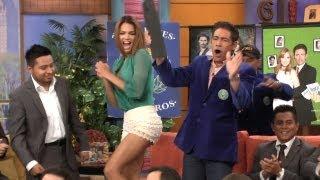 getlinkyoutube.com-Zuleyka Rivera como nunca la habías visto bailar en Despierta América