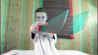 getlinkyoutube.com-3D Video extreme!!! (evo 3D Works)