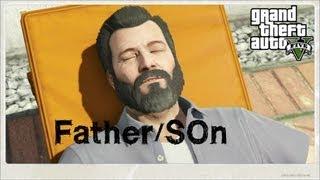 "getlinkyoutube.com-GTA V Walkthrough: Mission 5 - Father/Son ""It's Capitalism"""