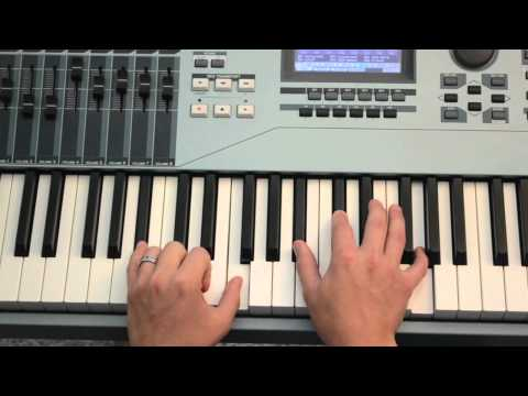 Aula de Piano - Harmonia Gospel  (intermediário/avançado)