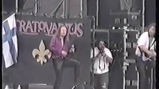 Stratovarius live in Milan 1998 - Gods of Metal