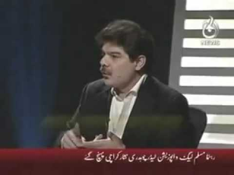 Mubashir Luqman slaps on Fozia Wahab face in D  Bate with Mahreen Khan.