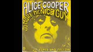 getlinkyoutube.com-Alice Cooper - 'No More MR Nice Guy'; Drum-Remix / Drumcover by Willem van Maanen.
