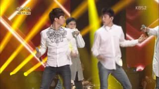 getlinkyoutube.com-[140412] GOT7 - I Was Made For Dancing @ Immortal Song 2
