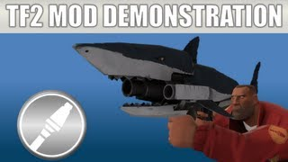 getlinkyoutube.com-TF2 Mod Weapon Demonstration: The Shark Attack