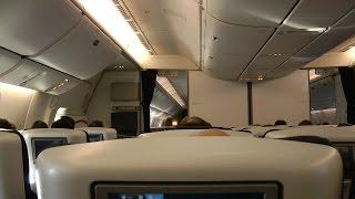 getlinkyoutube.com-777-300ER Premium Economy British Airways BA016: Sydney to Singapore (World Traveller Plus)