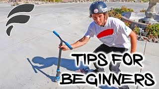 getlinkyoutube.com-TOP 5 EASIEST/BASIC SCOOTER TRICKS (HOW TO)