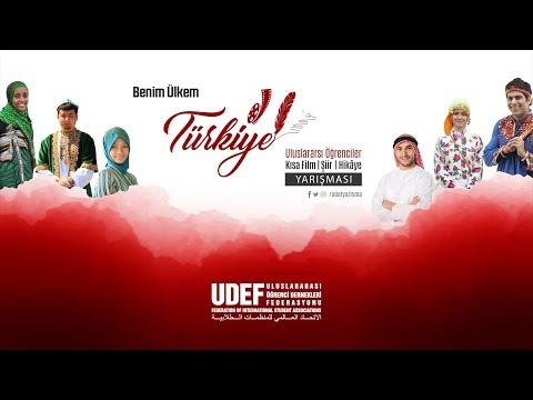 Benim Ülkem Türkiye Yarışması Ödül Töreni - Şiir Kategorisi Ödülleri