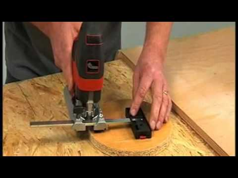 Mafell P1cc Jigsaw Demonstration Part2