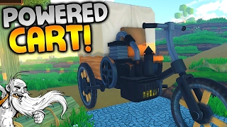 "ECO Multiplayer Gameplay - ""POWERED CART DISASTER!!!"" Walkthrough Let's Play"