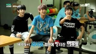 131001 Rookie King Channel BTS E05 신인왕 방탄소년단 채널방탄