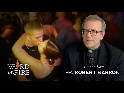 Thumbnail image for 'The Hookup Culture: a commentary by Fr. Barron'