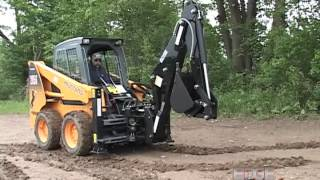 getlinkyoutube.com-New EDGE In-Cab Backhoe Attachment