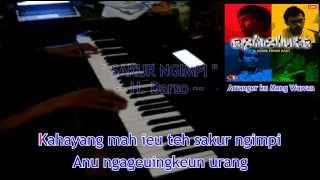 getlinkyoutube.com-Sakur Ngimpi - H. Darso (Style Keyboard Cover)