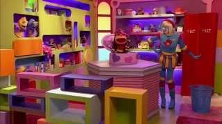 getlinkyoutube.com-La Casa De Chini: Robot Tinker y los Gusanos.