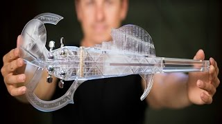 getlinkyoutube.com-17 Incredible 3D Printed Objects