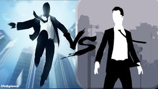 getlinkyoutube.com-Vector vs Canabalt HD Comparison Review