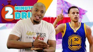 getlinkyoutube.com-Former NBA Stars Hating On Steph Curry - 2 Minute Drill ft. Tony Baker