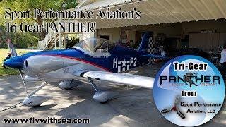 Panther TriGear Video By Dan Johnson