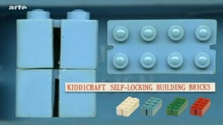 getlinkyoutube.com-DESIGN: Der LEGO Stein, TV ARTE with golego
