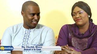 Sortie avec Cheikh Niass - Avocat à la Cour