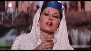 Raat Bhar Jaam Se [Full Video Song] (HQ) With Lyrics - Tridev