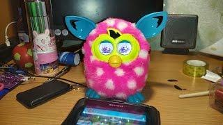 getlinkyoutube.com-Ремонт Фёрби бум Repair Furby Boom