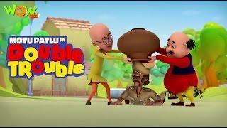 Double Trouble - Motu Patlu Promo width=