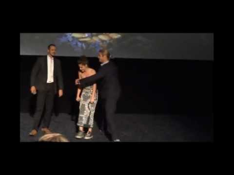 Kristen Stewart and Chris Hemsworth - SWATH Sydney Premiere Theatre Introduction