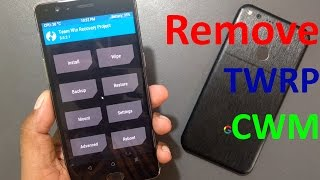 getlinkyoutube.com-how to remove twrp or cwm recovery and install stock recovery on android(NO COMPUTER, ADB, FASTBOOT)
