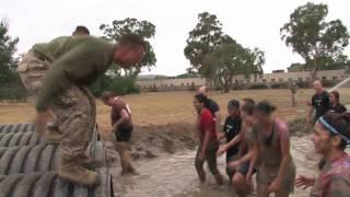 getlinkyoutube.com-Camp Pendleton Mud Run 2010 - The Music Video - High Def