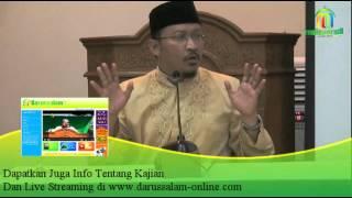 Ust. DR. Ahmad Kusyairi Suhail, MA - Kunci Mendapat Kebahagiaan Dunia & Akhirat