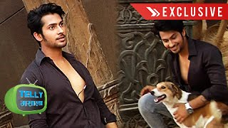 getlinkyoutube.com-Laksh aka Namish Taneja EXCLUSIVE Photoshoot on Set | Interview