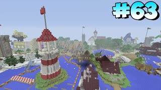 Minecraft Xbox Lets Play - Survival Madness Adventures - History Time [63]
