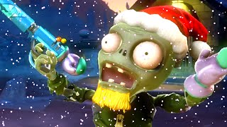 getlinkyoutube.com-Plants vs. Zombies: Garden Warfare - Merry Christmas!