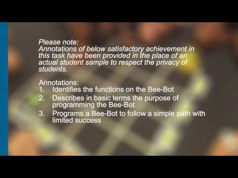 <p>Digital project: Bee-Bot activity</p>