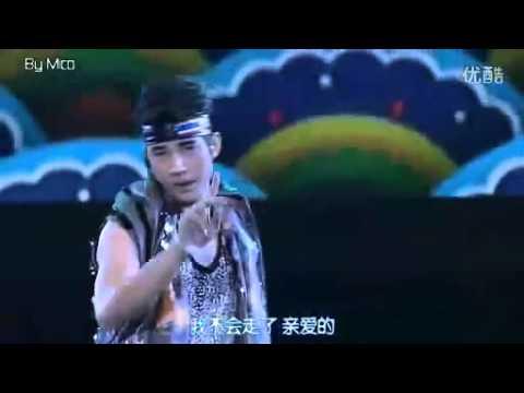 Mario Maurer Sing Ohlala My Love @4+1 Superstar Concert