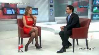 getlinkyoutube.com-Carolina Rocha Hermosas Piernas