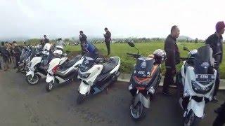 getlinkyoutube.com-Bandung Nmax Community - 14Feb2016