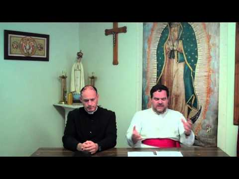 Sermon Padres Pfeiffer & Hewko On Doctrinal Declaration of the SSPX July 2013