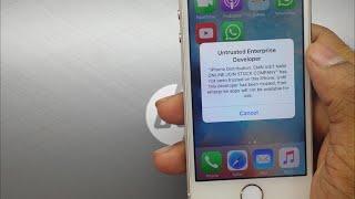 getlinkyoutube.com-how to install 2 Whatsapp on iphone ios 9,9.0.2,9.1,