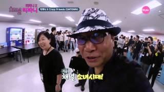 getlinkyoutube.com-[Channel Tiffany] SMTOWN Back Stage x Crazy Friend (Feat. Lee Sooman, SM Artists, SMROOKIES )