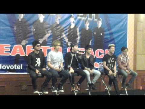 SMASH Menyapa Smashblast Solo di MnG & Mini Konser 'Earth Peace'