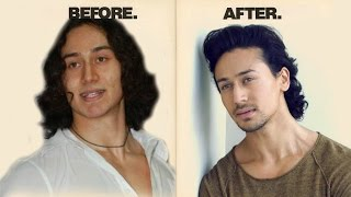 getlinkyoutube.com-Tiger Shroff Face Surgery Before And After Photos !!