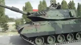 getlinkyoutube.com-M60T Sabra tank in Turkey
